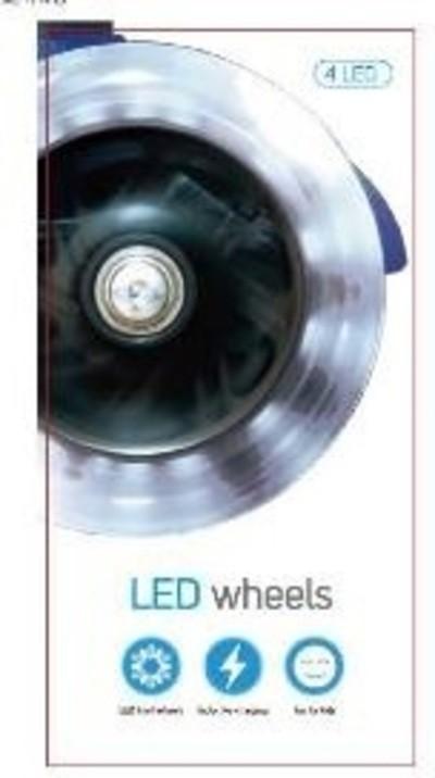 LED колела Maxi