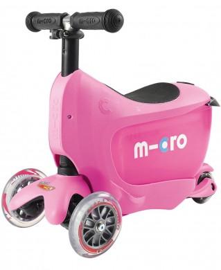 Тротинетка Micro - Mini 2go Pink